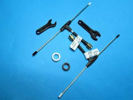 Antena LRS  868Mhz dipol elastyczna 2,3mm (6)