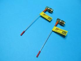 Antena LRS 915Mhz monopole elastyczna 1mm