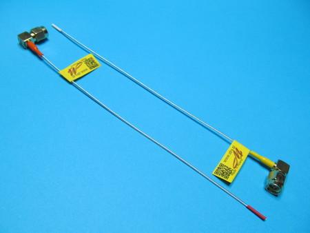 Antena QLRS 433.437 Mhz monopole elastyczna 1mm (1)