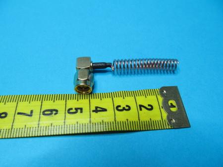 Micro antena LRS eleres, qlrs 433, 435 MHz RACER (6)