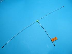 Micro antena LRS eleres 433Mhz dipol1mm IPX ufl