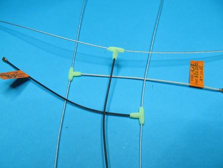 Micro antena LRS eleres 433Mhz dipol1mm IPX ufl (4)