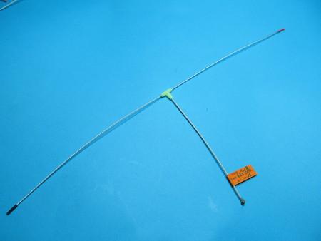 Micro antena LRS eleres 433Mhz dipol1mm IPX ufl (1)