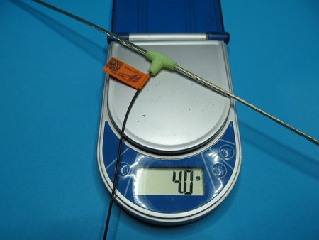 Micro antena LRS eleres 433Mhz dipol 2,3mm IPX ufl (6)