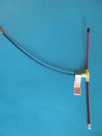 Antena odbiornik CROSSFIRE nano RX  868Mhz dipol ufl (6)