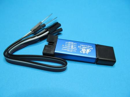 Programator ST-LINK V2  do modułów nadawczych i odbiorników. (1)