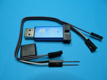 Programator ST-LINK V2  do modułów nadawczych i odbiorników. (2)