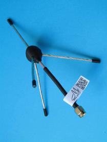 Antena GP FPV 1,2GHz  odbiornik
