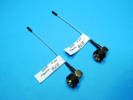 Antena LRS openlrs 868Mhz monopole giętka 1mm (2)