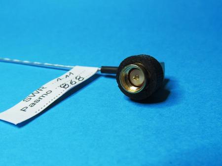 Antena LRS openlrs 868Mhz monopole giętka 1mm (5)