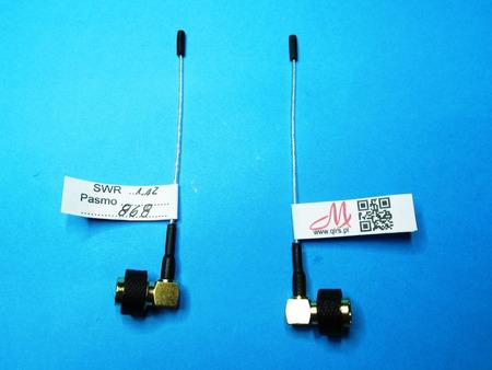 Antena LRS openlrs 868Mhz monopole giętka 1mm (3)