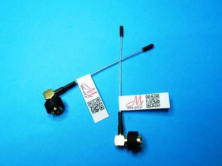Antena LRS openlrs 868Mhz monopole giętka 1mm (4)