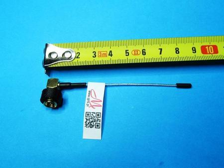 Antena LRS openlrs 868Mhz monopole giętka 1mm (6)
