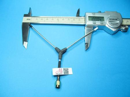 Antena Vee crossfire 868MHz elastyczna (10)