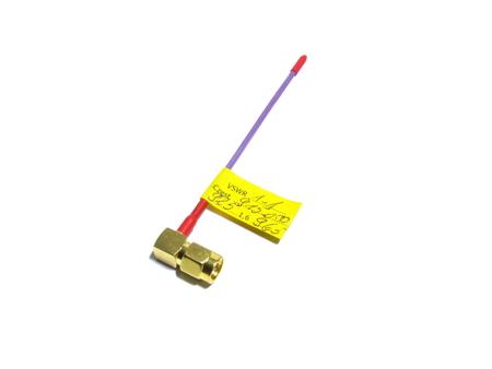 Antena LRS openlrs  915Mhz monopole sztywna 1mm (2)