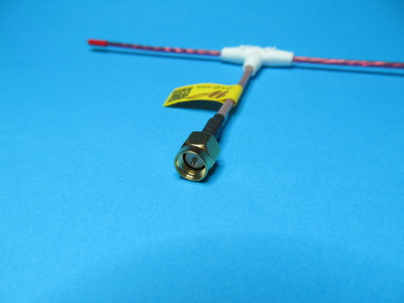 Antena QLRS 869.138 Mhz dipol elastyczna 2,3mm (4)