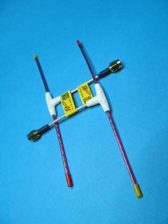 Antena QLRS 869.138 Mhz dipol elastyczna 2,3mm (5)