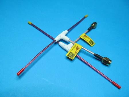Antena QLRS 869.138 Mhz dipol elastyczna 2,3mm (1)