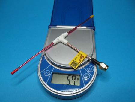 Antena QLRS 869.138 Mhz dipol elastyczna 2,3mm (7)