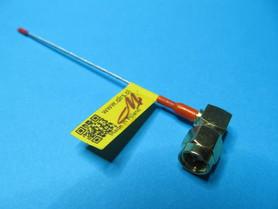 Antena QLRS 869.138  Mhz monopole elastyczna 1 mm
