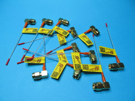 Antena QLRS 869.138  Mhz monopole elastyczna 1 mm (2)
