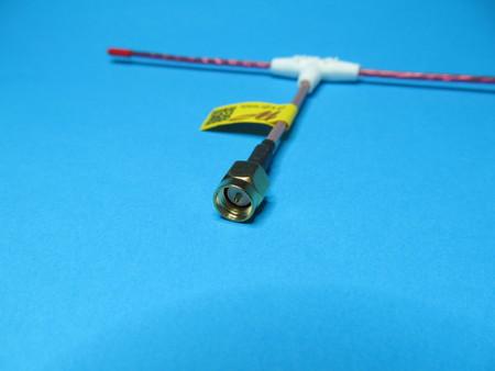 Antena LRS 915 Mhz dipol elastyczna 2,3mm (2)