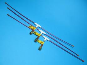 Antena QLRS 433.437 Mhz dipol elastyczna 2,3mm