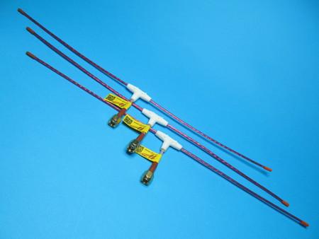Antena QLRS 433.437 Mhz dipol elastyczna 2,3mm (1)