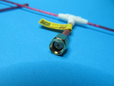 Antena QLRS 433.437 Mhz dipol elastyczna 2,3mm (5)