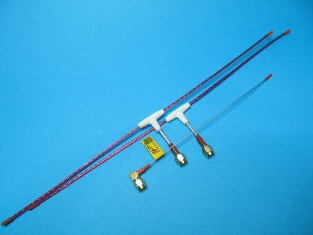 Kompletny zestaw systemu QLRS V3 z dwoma odbiornikami. (4)