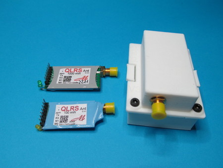 Kompletny zestaw systemu QLRS V3 z dwoma odbiornikami. (6)