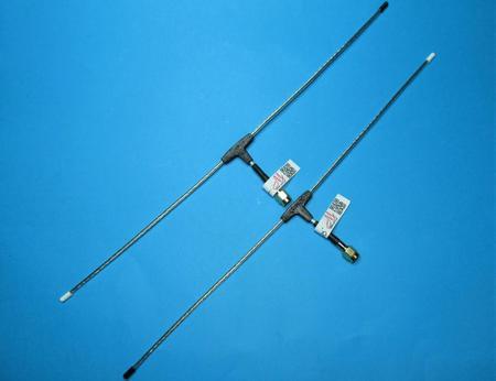 Antena LRS eleres openlrs 433Mhz dipol elastyczna 2,3mm (2)