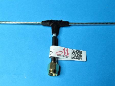 Antena LRS eleres openlrs 433Mhz dipol elastyczna 2,3mm (6)